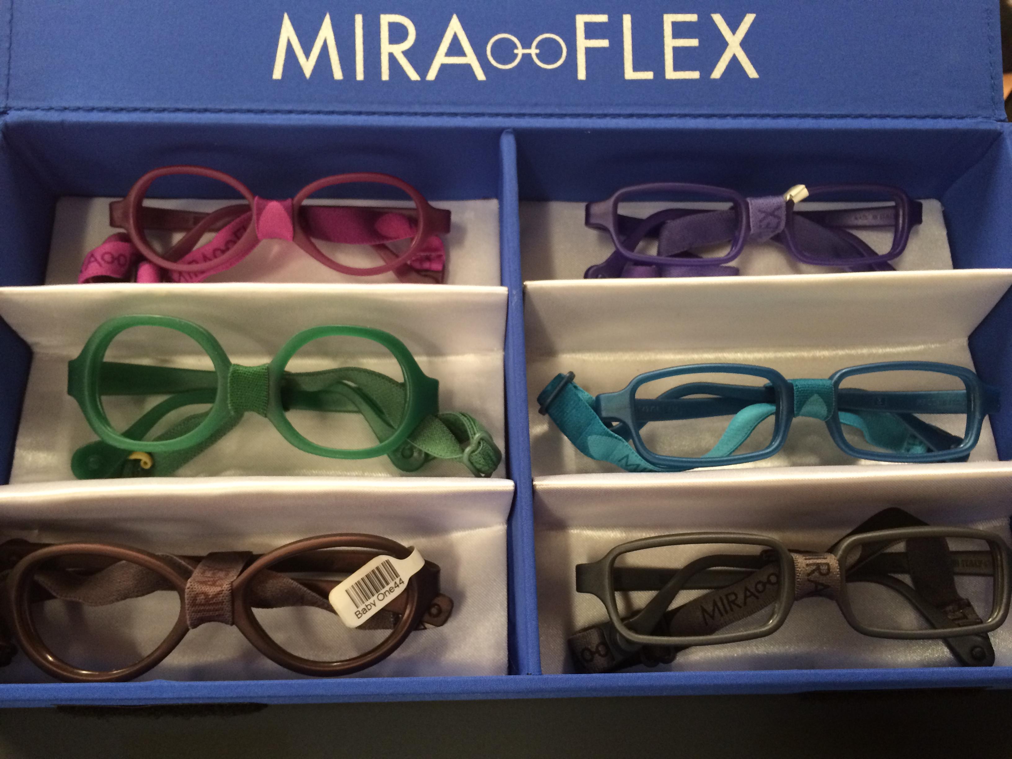 Miraflex Eyewear Temkin Opticians
